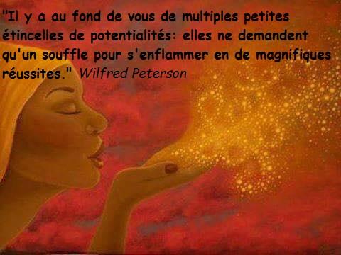 estime de soi Wilfred Peterson