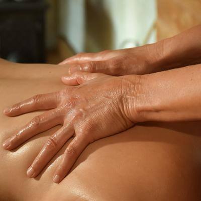 Accueil massage detente